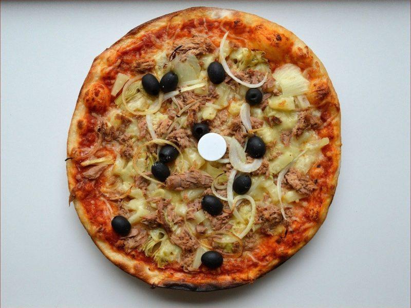 Sugo-Pizza